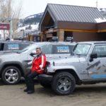 Steve Gordinier checks out the X-Games 2013 fleet