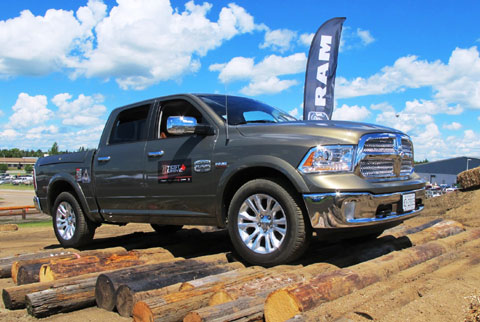 Ram Truck Test Drive joins the Rodeo