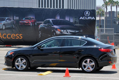 Acura ILX All-Access Tour