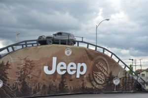Jeep Compass, Mtn - FCA Fleet Preview
